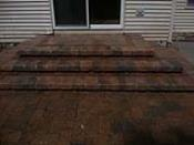 Paver Entry Way Steps